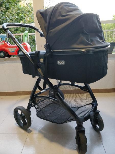 Carrito bebé be cool slide top silla + cuco