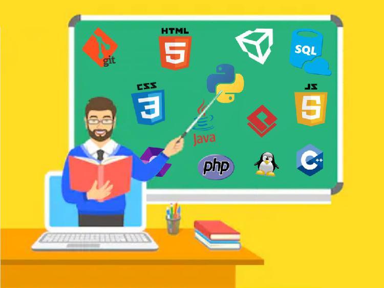 Clases particulares programación e informática
