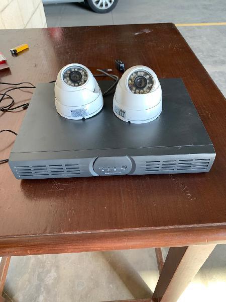 Cámaras de seguridad digital con grabador