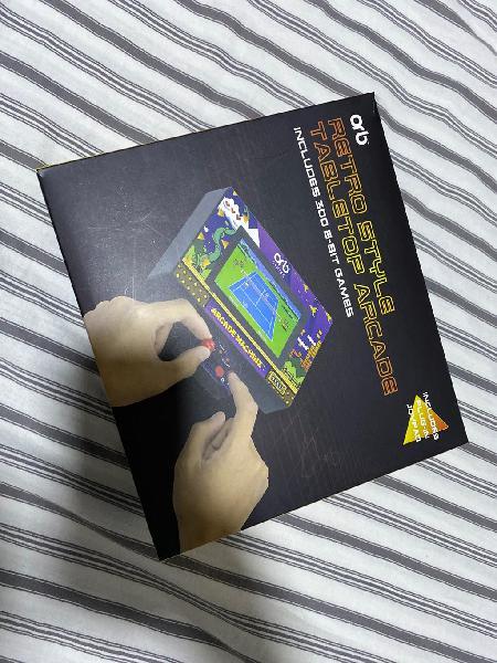 Consola arcade 300 juegos sin estrenar
