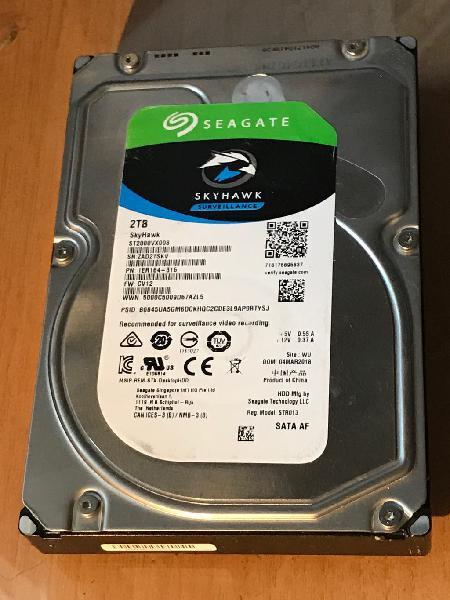Disco duro 2gb