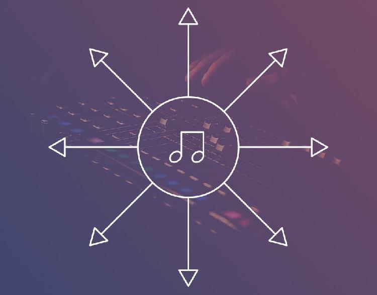 Distribución canciones