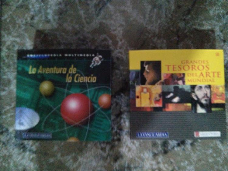 Enciclopedias (2)