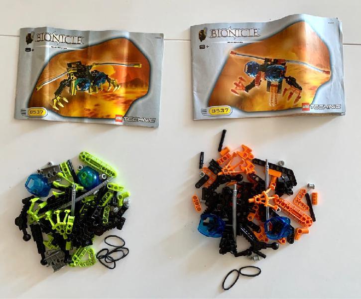 Lego bionicle nui-rama