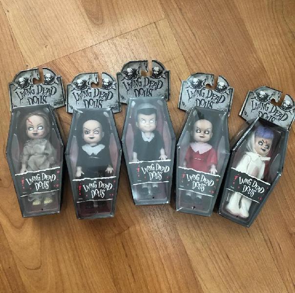Living dead dolls mini - serie 1 completa