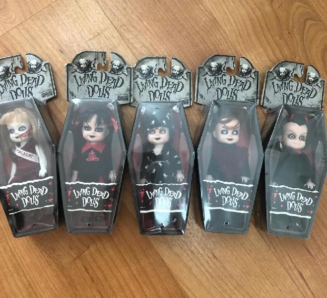 Living dead dolls mini - serie 2 completa