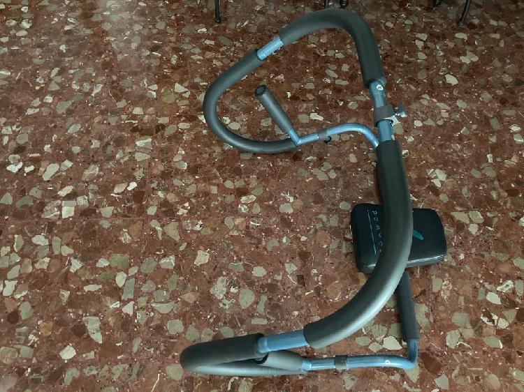 Maquina para hacer ejercicios de abdominales