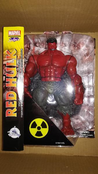 Marvel select figura red hulk