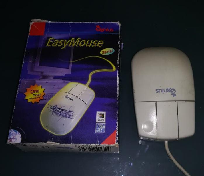 Raton, mouse para pc, tipo puerto serie