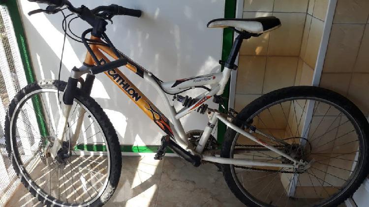 Rockrider fire 6! edición limitada - mountain bike