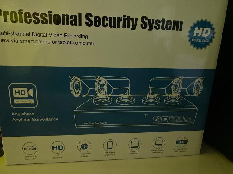 Sistema vídeo vigilancia