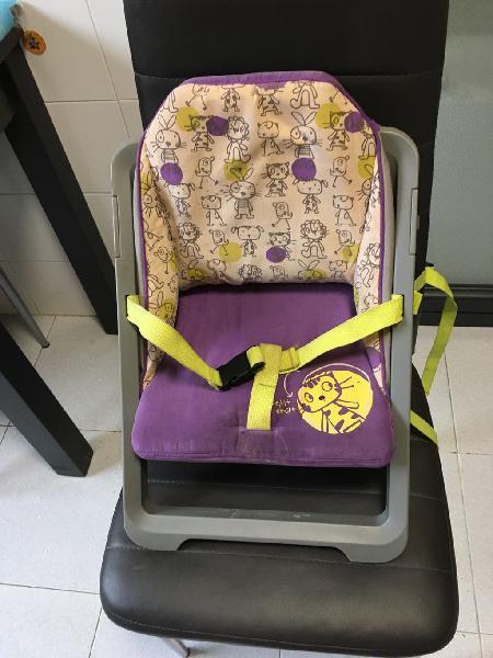 Trona infantil portatil