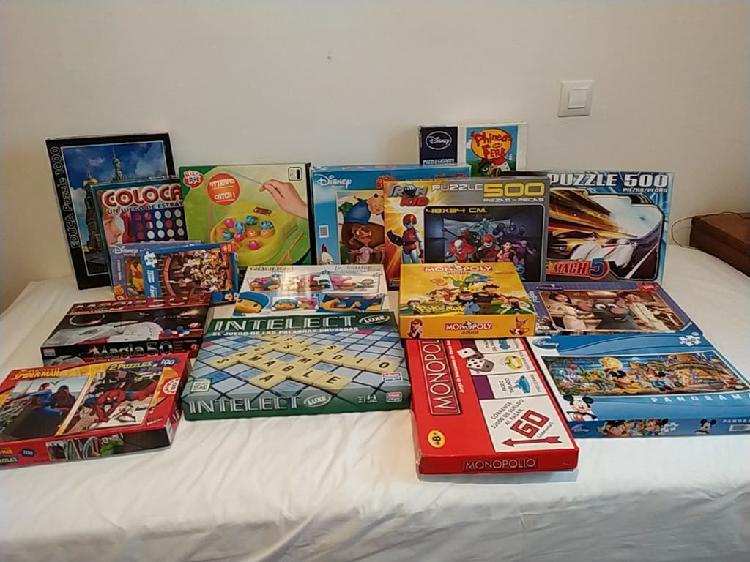 Juegos y puzzles