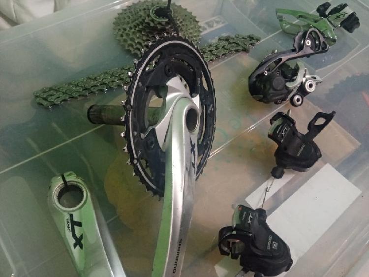 Transmision shimano deore xt m785