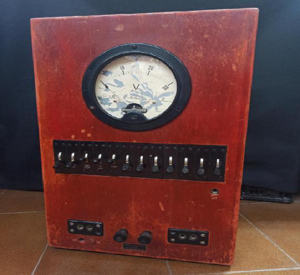 Antigua preciosa centralita telefonos standard electrica en
