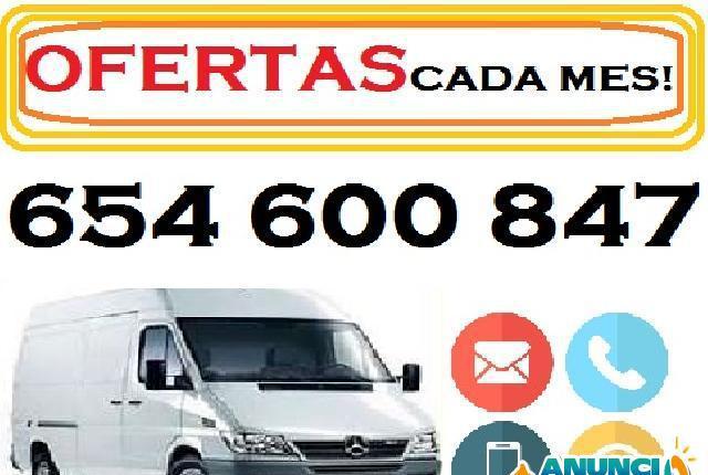 ANUNCIOS: MUDANZAS +OFERTAS EN ARGANZUELA - Madrid