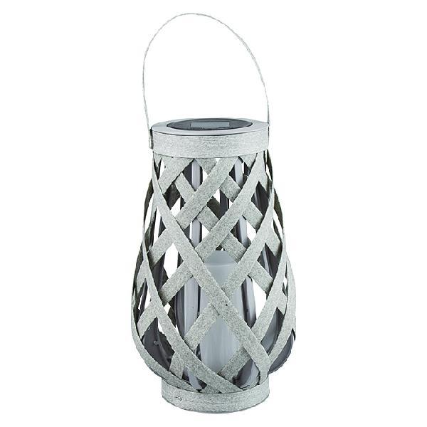 Bauhaus lámpara solar led decorativa