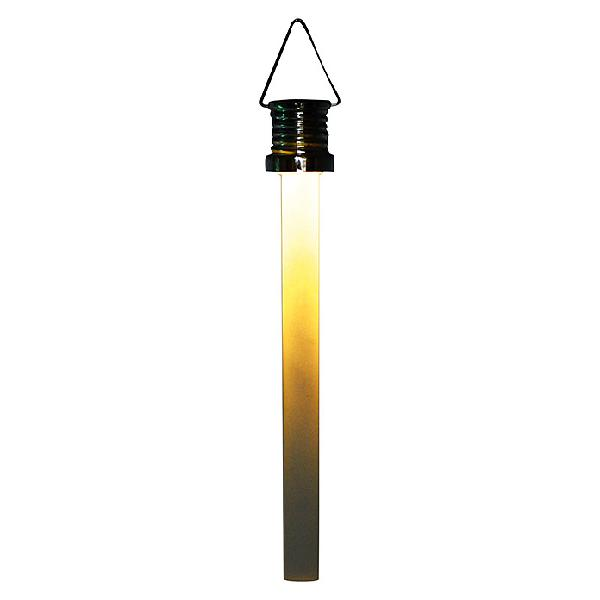 Bauhaus lámpara solar colgante stick