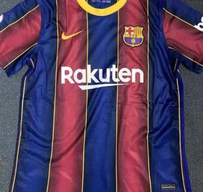 Camisetas futbol 2020-2021