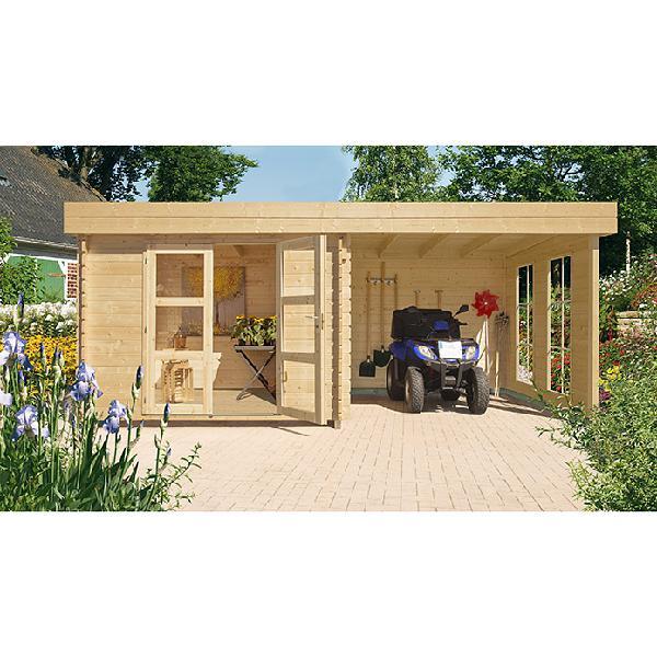 Caseta de madera esbjerg 485