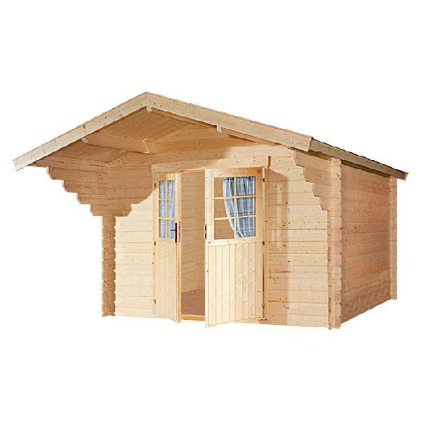 Caseta de madera stockholm 2