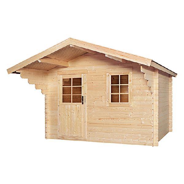 Caseta de madera stockholm
