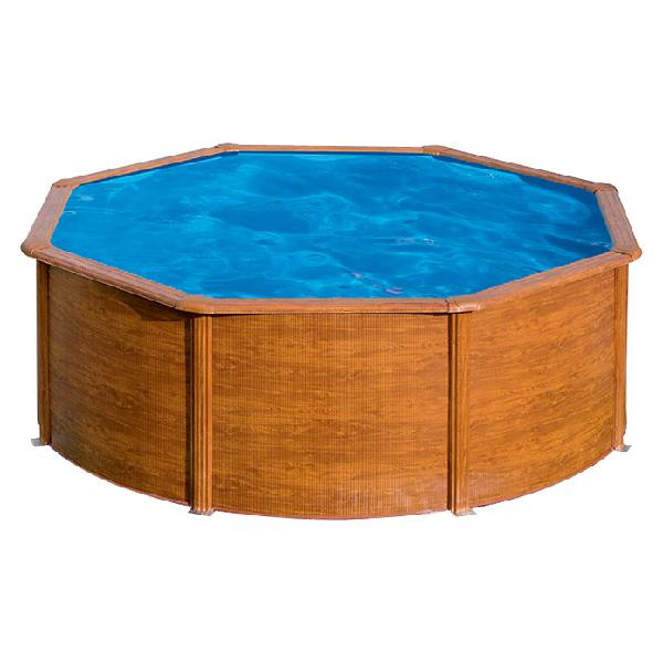 Gre piscina circular desmontable pacific