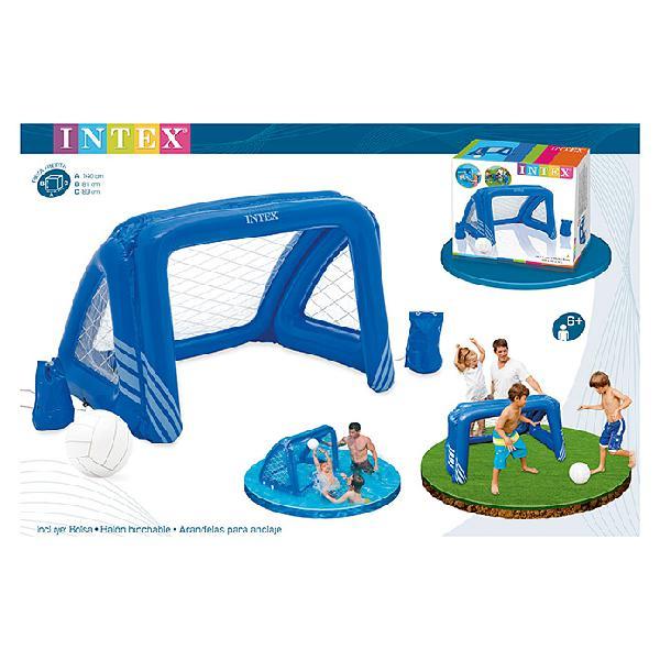 Intex juguete hinchable portería