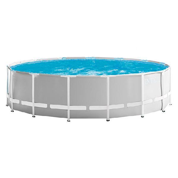 Intex piscina frame prisma