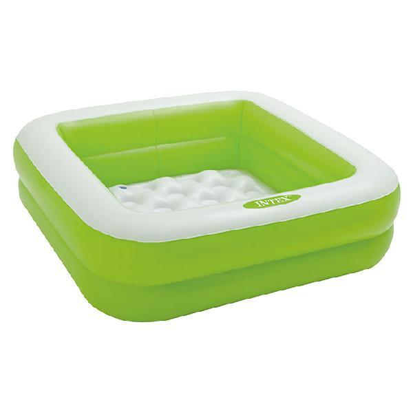 Intex piscina hinchable 2 aros