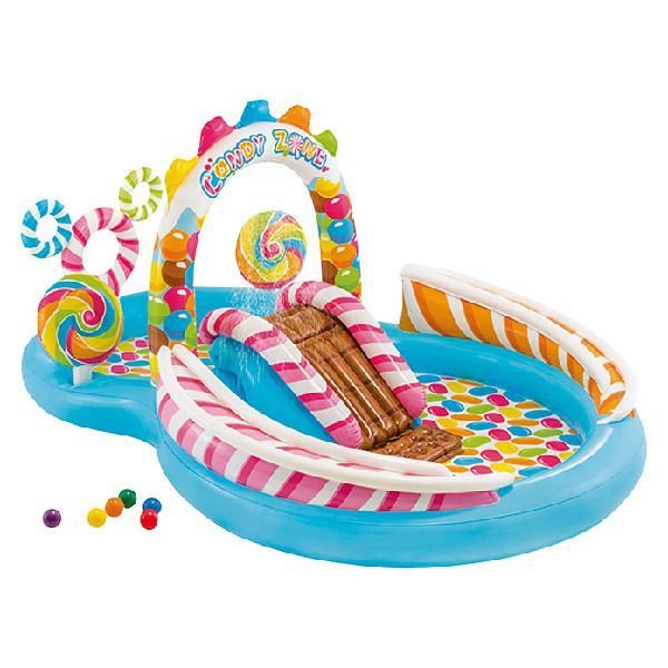 Intex piscina hinchable centro juegos