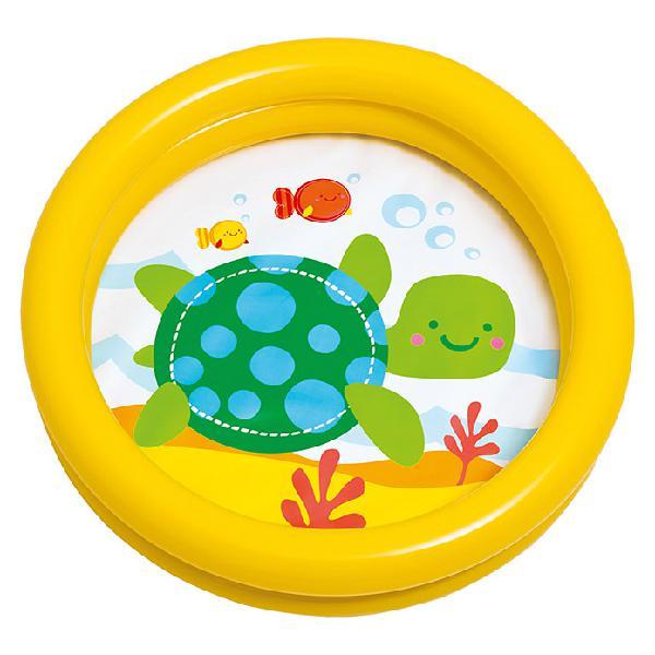Intex piscina hinchable infantil 2 aros