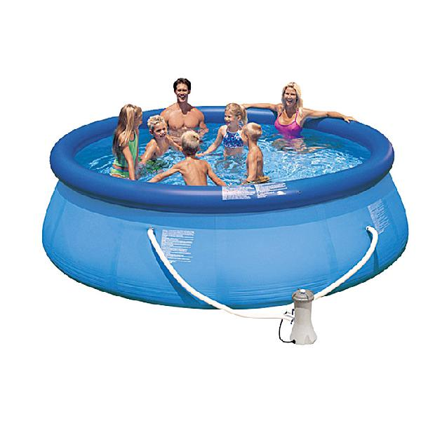 Intex set piscina fácil