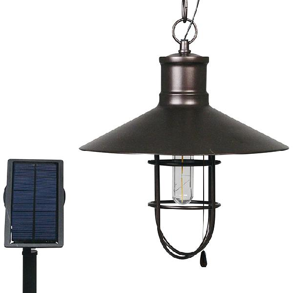 Luxform aplique solar led para exterior caledon