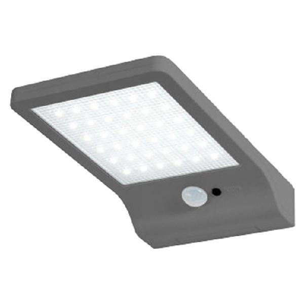 Osram aplique solar led para exterior con sensor