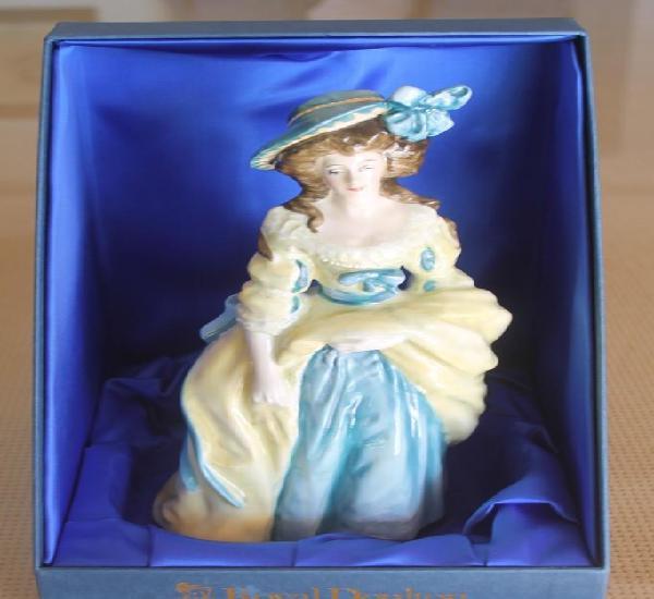 Porcelana royal doulton sophia charlotte de hannover (30 de