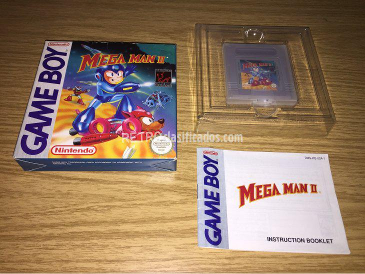 Se vende Mega Man II Game Boy nuevo