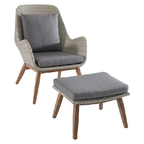 Sunfun anika sillón de jardín