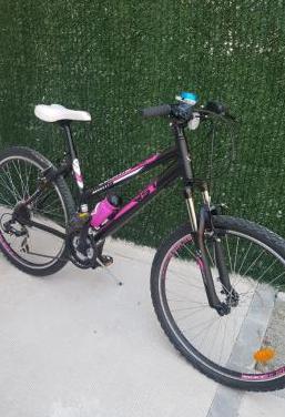 Bicicleta cosmo wst rueda 26