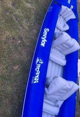 Kayak barca hinchable sevylor