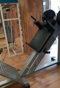 Maquinas gimnasio