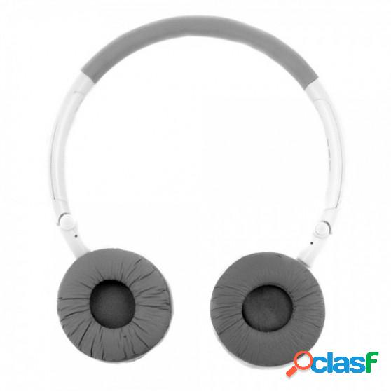 Auriculares woxter bt60 bluetooth blanco