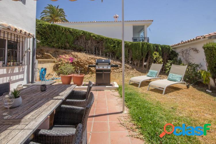 Casa andaluza con un toque escandinavo en Riviera del Sol 1