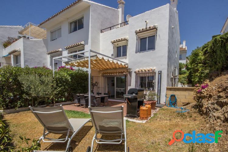Casa andaluza con un toque escandinavo en Riviera del Sol 2