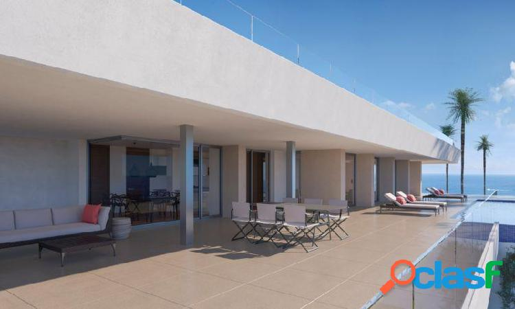 Villa vista al mar con piscina privada en Cumbres del Sol Benitachell 3