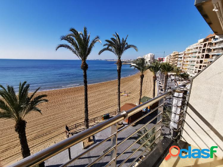 Impresionante apartamento de 3 dormitorios con vistas a la playa del cura