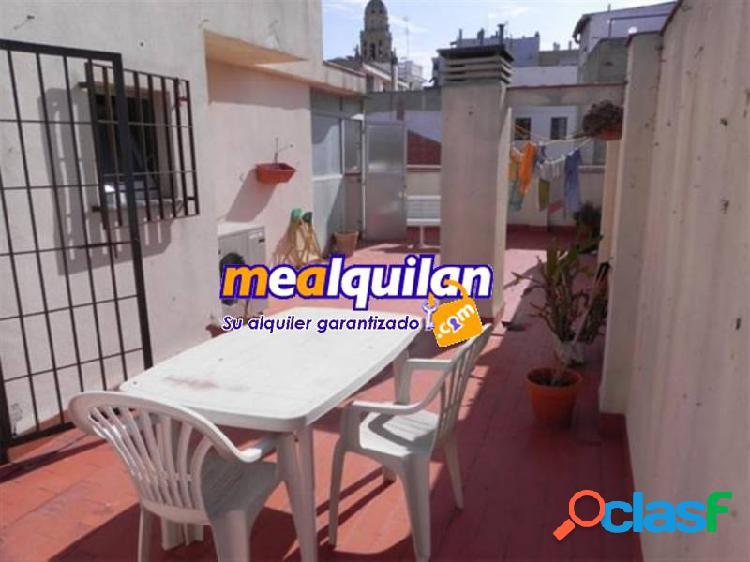 Alquiler ático centro de Murcia, Universidad, 3 dormitorios 1