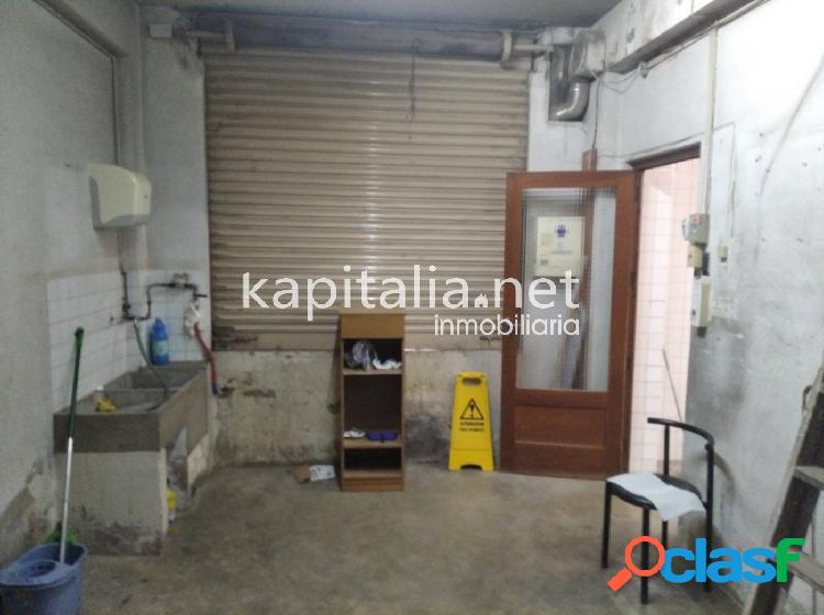 Local comercial a la venta en Ontinyent, zona San José. 3