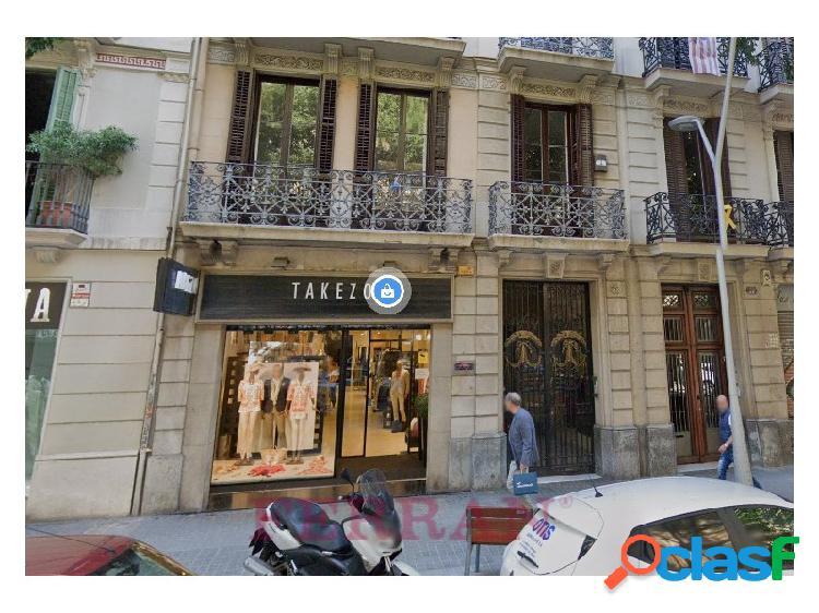 Local comercial en alquiler, calle bruc,barcelona.