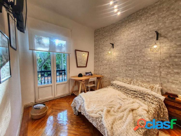 Habitación con gastos incluidos en barrio salamanca
